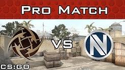NiP vs EnVyUs - Dust2 - Ridiculously Long Match