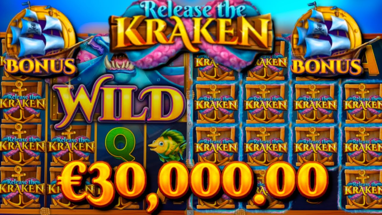 x416 win / Release the Kraken free spins compilation!