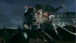 "Batman: Arkham Knight Man-Bat ""Creature of the Night"" Most Wanted Mission 1080p"