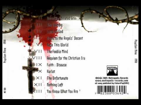 Psyclon Nine - Inri (with lyrics)
