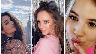 Как менялись актрисы сериала #школа | 2014-2019 | Лиза, Ира и Аня🌸(Лола, Ника и Ната)