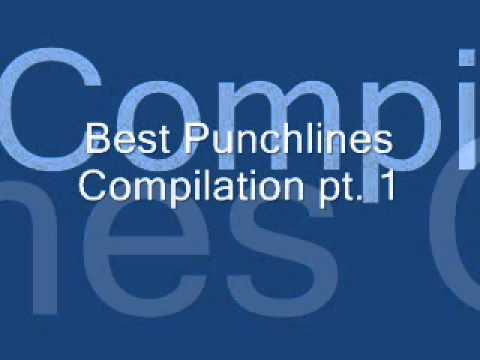Best Punchlines Compilation (Part One)
