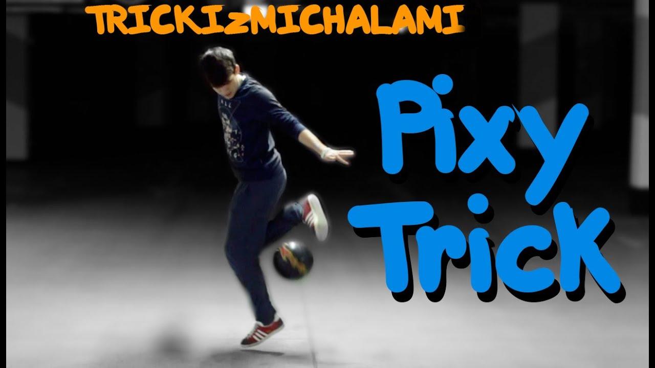 Jak zrobić Pixy Trick