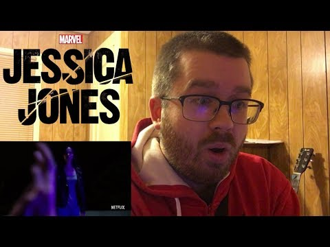 Jessica Jones - Season 2 | Official Trailer Reaction!