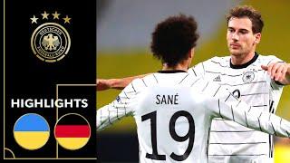 Германия Украина Лига Наций 14 11 2020 Обзор PES Ванга