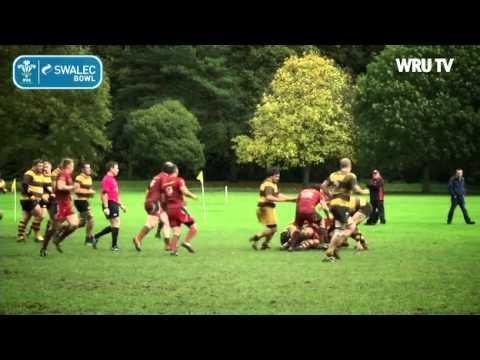 FanCam: St. Joseph's v Clwb Rygbi Cymry Caerdydd   WRU TV