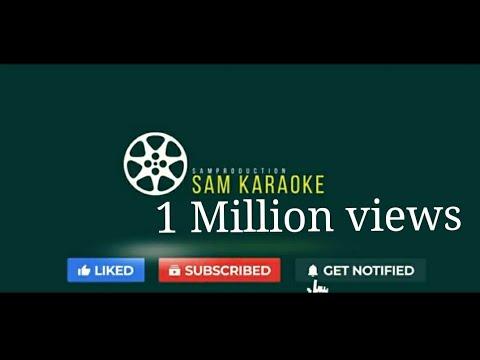 Mere Rashke Qamar Karaoke Sam Karaoke