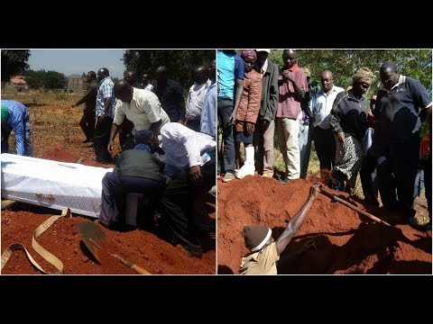 Kenya news today | Naivasha mum exhumes daughter's body, prays for resurrection