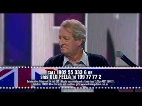Australia's Got Talent 2011 - The Old Fella (Viagra) Grand Final