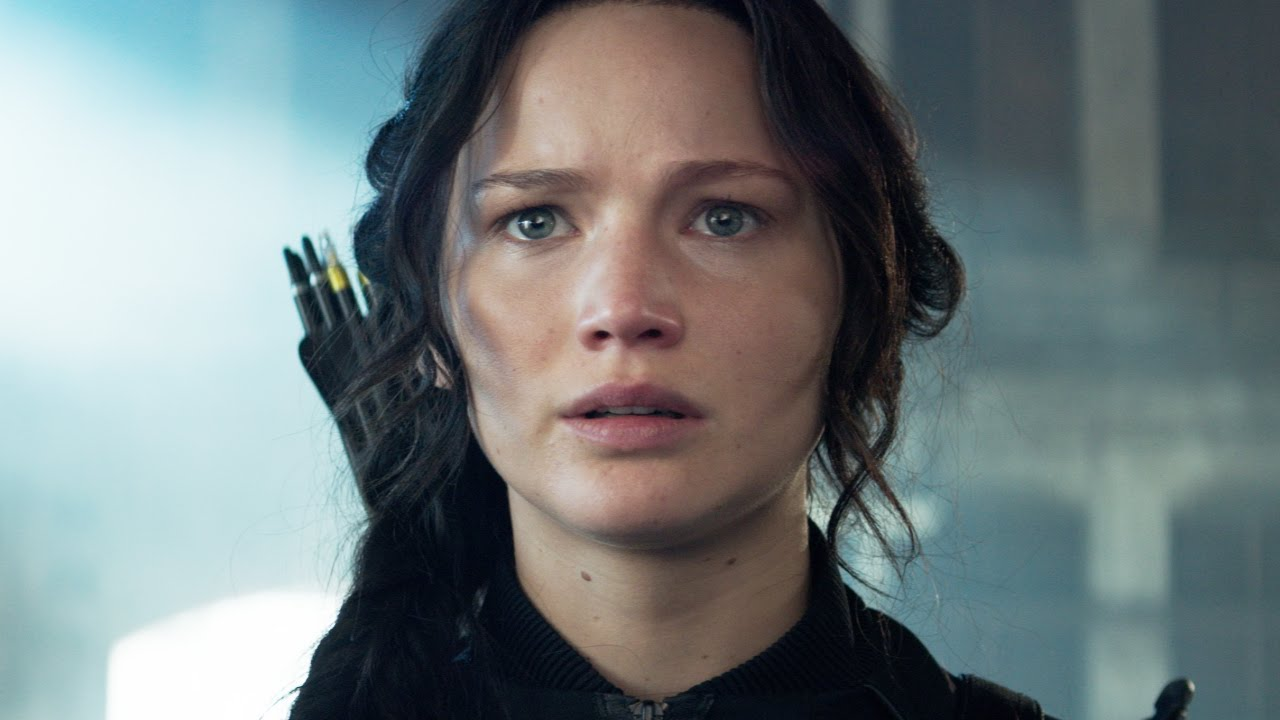 the hunger games mockingjay part 1 trailer official youtube