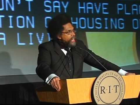 RIT MLK Event: Cornel West