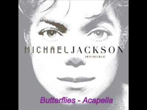 MIchael Jackson - Butterflies (Acapella)