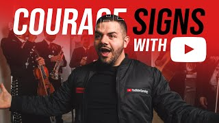CouRage's Big Announcement - The Next Chapter