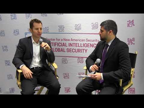 Interactive Session with Dr. Jeff Clune - Artificial Intelligence and Global Security Summit