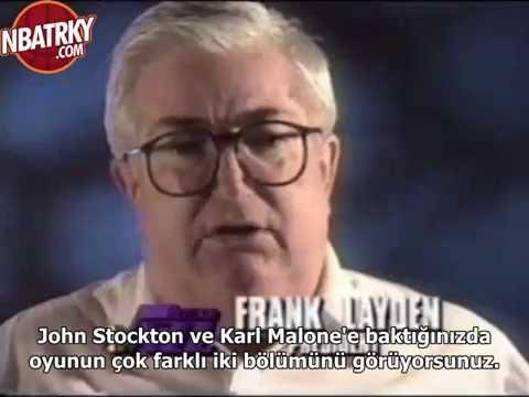 Karl Malone ve John Stockton İkilisi (1992) TÜRKÇE ALTYAZILI