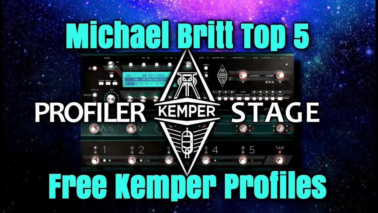 Posts by GearJocke - Kemper Profiler Forum