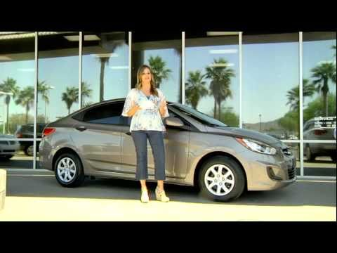 2012 Hyundai Accent Review Hyundai of Tempe