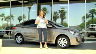 2012 Hyundai Accent Review Hyundai of Tempe