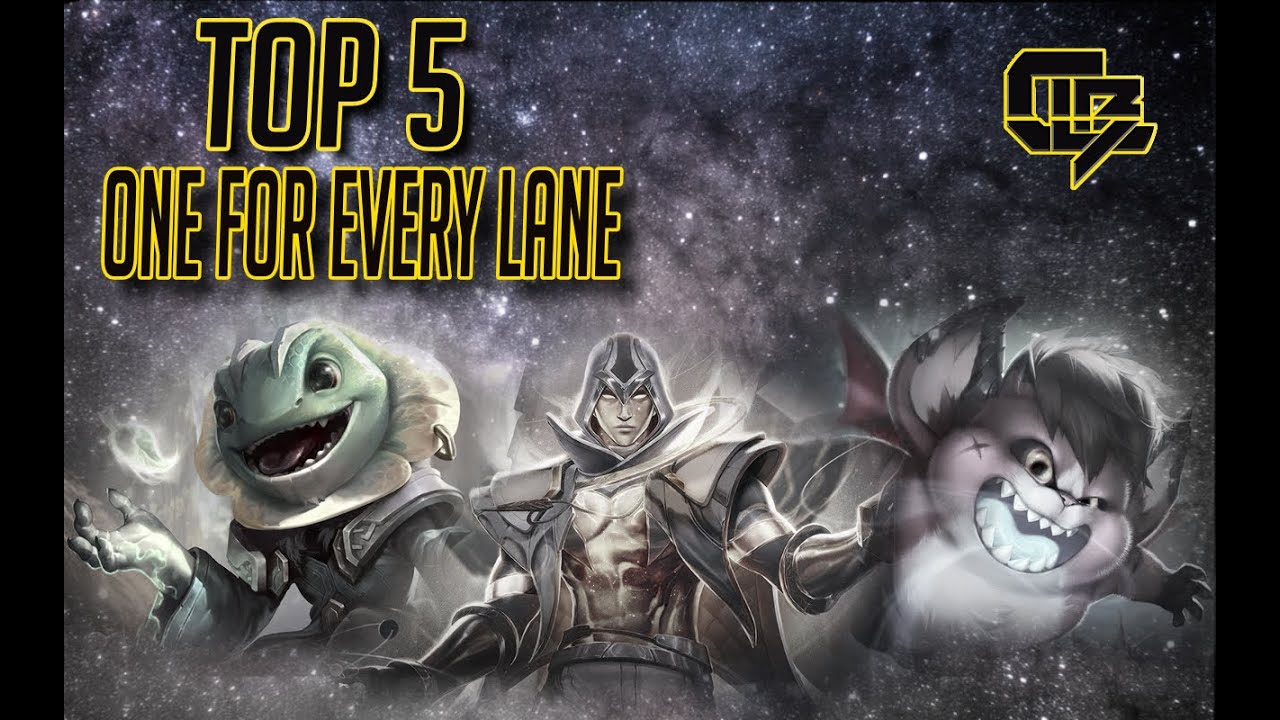 Top 5 heroes for climbing ranked!