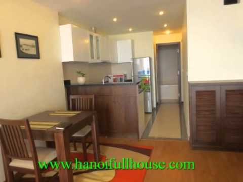 Serviced apartment for Japanese rent in Hanoi center, Vietnam