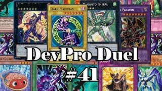 Yu-Gi-Oh! DevPro Duel #41 - Dark Magician, Dark Magic Attack!