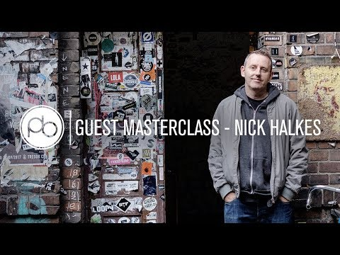 Nick Halkes Guest Talk: Breaking Into The Music Industry (Part 1)