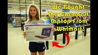 We Bought the Cheapest Windows 10 Laptop from Walmart: HP Stream 11 Review