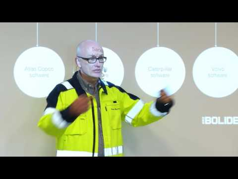 Peter Burman, Why 5G can improve safety and productivity in underground mines