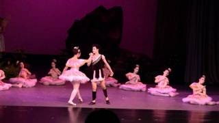 Silvia Russian Balllet Performance - Ballet dancing @ College of Dramatic Arts ChiangMai