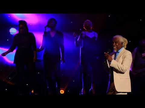 BILLY OCEAN LIVE AT EPCOT 2017   THE COLOR OF LOVE