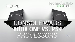 Console Wars: Xbox One Vs. PlayStation 4 -- Processors (Round 3)