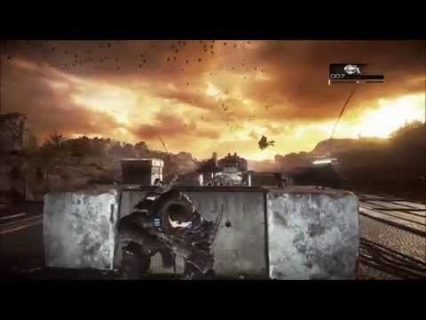 Gears Of War Ultimate Edition - General Raam (Insane Difficulty Solo)