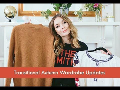 Autumn Wardrobe Essentials & New In   What Olivia Did