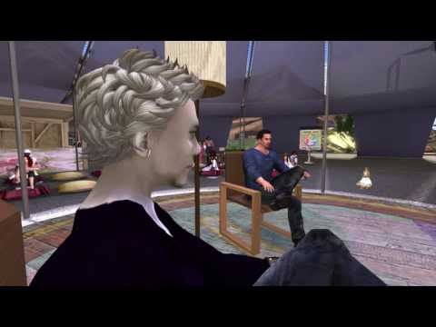 Interview with Second Life founder Philip Rosedale at Burn 2, June 2013