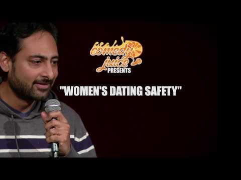 Women's Dating Safety - Sandip Sen