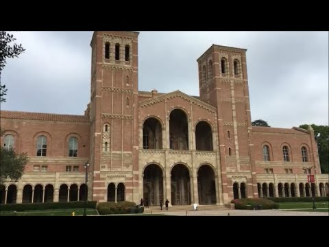 University of California Los Angeles (UCLA) Campus Tour