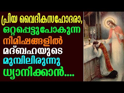 Mizhineerumay   The Priest   Heart touching song by Fr. Shaji Thumpechirayil