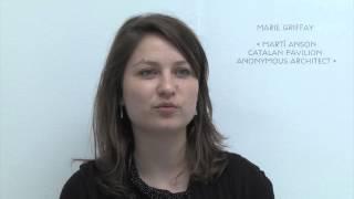 Interview Marie Grifay. NOUVELLES VAGUES
