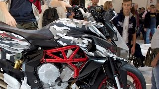 MV Agusta Brutale 800 | Upcoming New Bike in India | Crazy MotoWorld