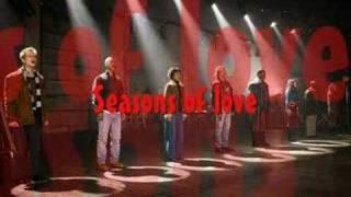 Rent - Seasons of Love Karaoke/Instrumental