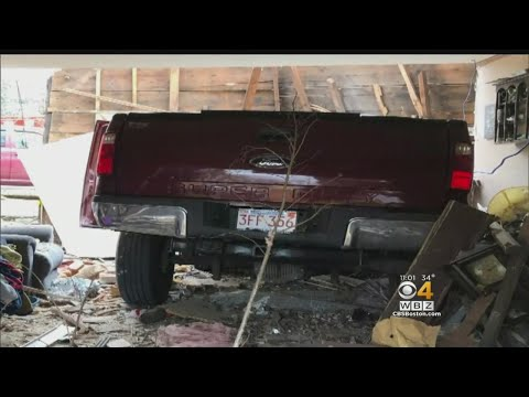 Truck Crashes Through Templeton Home