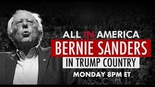 Bernie Sanders Trump Voters McDowell County West Virginia Town Hall