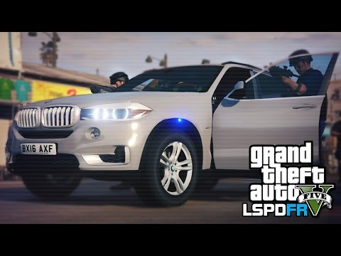 SC&O19 Unmarked Firearms patrol - GTA 5 LSPDFR: The British way #47