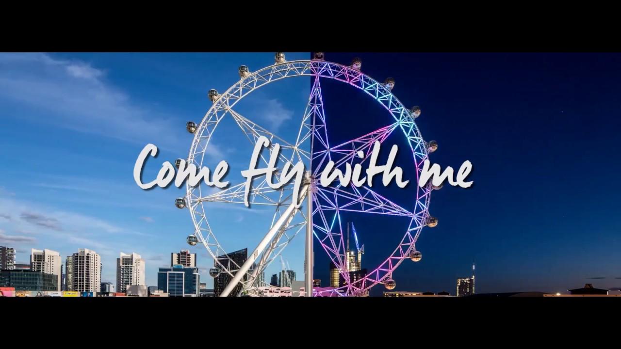 video Melbourne Star Observation Wheel