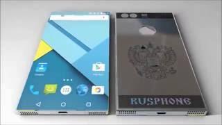 RUSPHONE   full screen concept