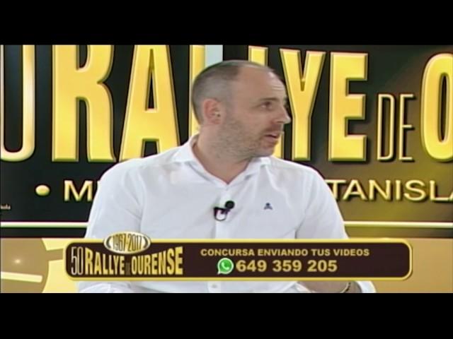 ESPECIAL RALLYE OURENSE DIRECTO 09 06 17 VIERNES