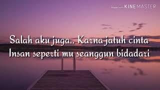 Lirik Lagu Buih Jadi Permadani - Exist (Cover By Nurdin Yaseng)