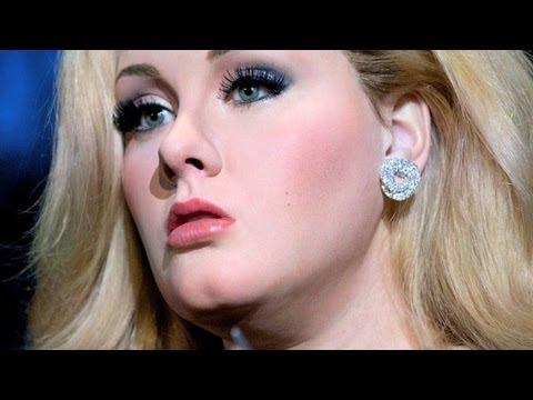 Adele em cera
