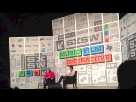 Dennis Crowley @ SXSW 2013 - The Future of Location (Part 1/2)