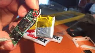 Reparación reproductor MP3 , MP3 repair